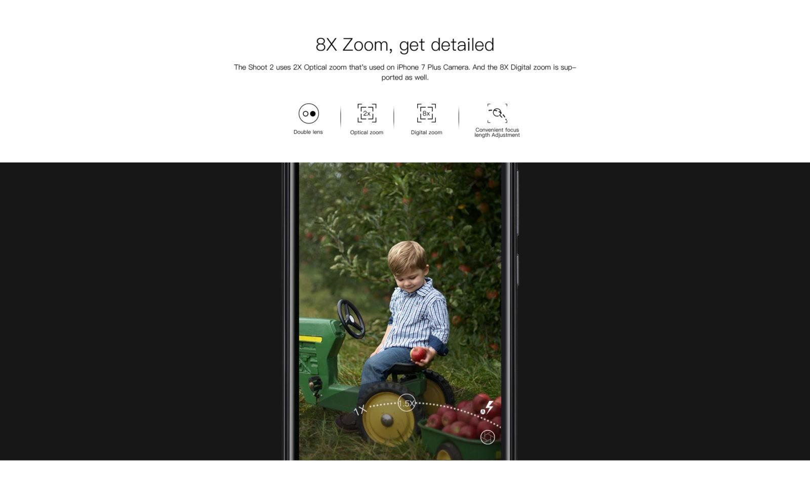MOBILNI TELEFON DOOGEE SHOOT2 5 DOOGEEMOBILE SLOVENIA